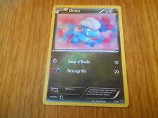 x1 Carte Pokémon Rare Holo Draby 50 PV 6/20 (Coffre des dragons)