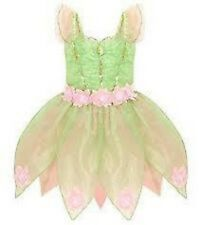 Disney Store Deluxe Heart-shaped Jewel Tinker Bell Tinkerbell Costume Large 10