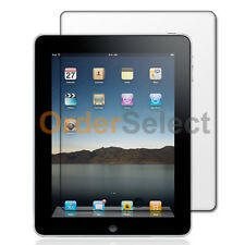 New Clear LCD Screen Shield Guard Protector for Tab Tablet Apple iPad 1 9.7""