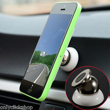 Universal 360° Rotating Car Sticky Magnetic Stand Holder For Mobile Phone GPS