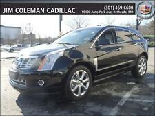 Cadillac: SRX Performance