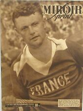 Miroir Sprint n°19 - 1946 - Javelot Tissot - Rugby Le Stade Toulousain - Foot