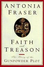 Faith and Treason, The Story of the GunPowder Plot, HBDC Antonia Fraser