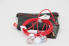 Bulk -Beats Monster by Dr Dre iBeats In Ear Headphones Earphones Headset - WHITE