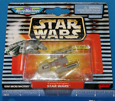 Star Wars Micro Machines Single Carded Y-WING FIGHTER MOC