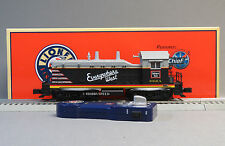 LIONEL CB&Q LIONCHIEF PLUS NW2 DIESEL o gauge remote train switcher 6-82165 NEW