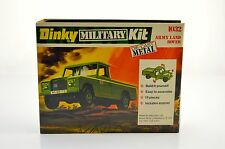 Dinky 1032 action kit army land rover