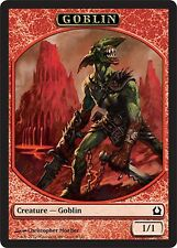 5x TOKEN Goblin 1/1 MTG MAGIC RtR Return to Ravnica Ita