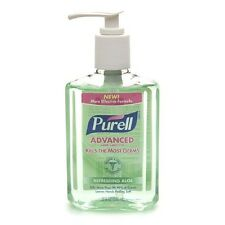 Purell Instant Liquid Hand Sanitizer with Aloe 8 oz