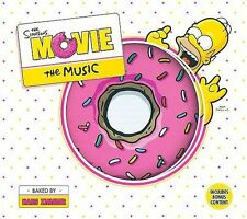 The Simpsons Movie: The Music [Original Soundtrack] [Slipcase] by The...