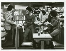 JOHN TRAVOLTA ROBERT HEGYES RON PALILLO WELCOME BACK KOTTER 1976 ABC TV PHOTO