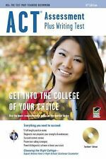 SAT PSAT ACT (College Admission) Prep: ACT Assessment Plus Writing Test by...