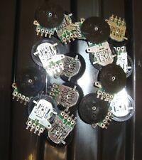 15pcs 20K Ohm mini potentiometer, flat, linear 20KB $