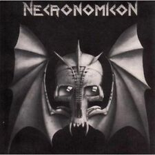 Necronomicon - Necronomicon CD 1991 thrash Germany Kraze press