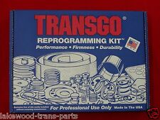 TRANSGO TH350 350 -1-2 TRANS TRANSMISSION SHIFT KIT 1969 & UP