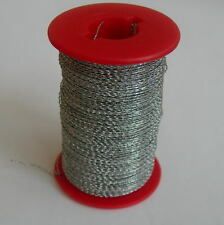 Security Seals Galvanized Steel Double Wire line for sealing (100 Meters)