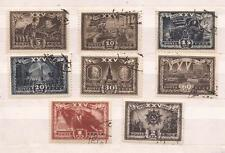 SOWJETUNION ( RUSSIA ) 1943 - Scott 878 to 885 COMPLET SET