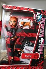 Monster High Toralei Stripe NEW 1 Wave!! Rare