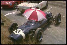 021092 Cooper Formula With Umbrella A4 Photo Print