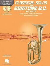 Classical Solos for Baritone B. C. , Vol. 2 : 15 Easy Solos for Contest and...