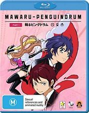 Mawaru Penguindrum : Part 1 (Blu-ray, 2013, 2-Disc Set)