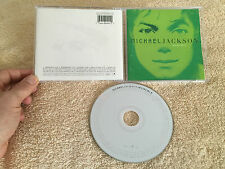 Invincible by Michael Jackson (CD, Oct-2001, Epic (USA)) GREEN ART OOP LIMITED