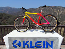 Klein Pinnacle Elite Backfire - SUN TCC Tungsten Carbide Cobalt Rims USA 1989
