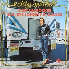"Eddy Mitchell - C'est un Rocker - Vinyl 7"" 45T (Single)"