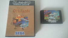 THE OTTIFANTS - SEGA MEGADRIVE - JEU CLASSIC MEGA DRIVE