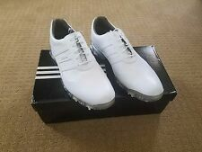 NIB 2016 Adidas Adipure ZT Men's 9 M Golf Shoes White Q44677