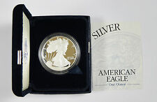 2002 Proof Siver Eagle with Box & Certificate    FREE SHIPPING