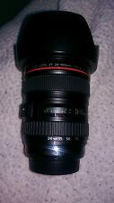 Canon EF 24-105mm f/4 L IS USM Lens. Amazing Pristine Showroom Condition.