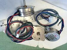 NEW LOT OF 3 AIRPAX L81791-U4-M5 ,9532 SYNCHRONOUS MOTOR 120V.68UF CAP 300RPM,EB