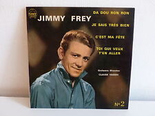 JIMMY FREY Da dou ron ron TIERCE N°2