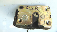 RENAULT SCENIC I FACELIFT DOOR LOCK DRIVER REAR O/S/R
