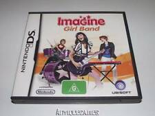 Imagine Girl Band Nintendo DS 2DS 3DS Game Preloved #2