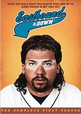 EASTBOUND AND DOWN THE COMPLETE FRIST SEASON 1 DANNY McBRIDE NEW SEALED DVD FREE