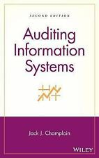 Auditing Information Systems-ExLibrary