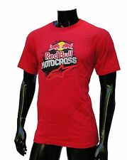 Alpinestars red bull Motocross Trimphan Red atletic men's  T shirt size Large