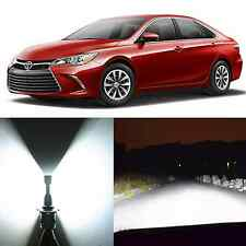 Alla Lighting Low Beam Headlight H11 6500K White LED Bulb for 07~17 Toyota Camry