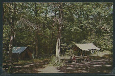 IL Big Rock CHROME c.70 CAMP DEAN of FOX VALLEY GIRL SCOUT COUNCIL Camp Tents