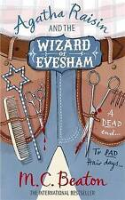 M C BEATON __ AGATHA RAISIN AND THE WIZARD OF EVESHAM _ BRAND NEW A FORMAT