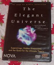 The Elegant Universe (DVD, 2004, 2-Disc Set) documentary space