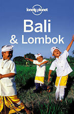 LONELY PLANET COUNTRY & REGIONAL GUIDES BALI AND LOMBOK 2011 9781741797046