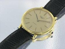 Longines Automatic Watch Gold Plated & Stainless Steel Watch