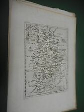 100% ORIGINAL MINATURE NOTTINGHAMSHIRE BY R MORDEN C1720 VGC LOW UK POSTAGE