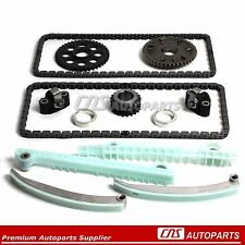 Timing Chain Kit w/Updated Tensioner For 07-10 Ford F-150 4.6L 281 SOHC 2V model