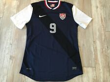 Authentic United States Jozy Altidore 2012 Away Soccer Jersey Large L US USA