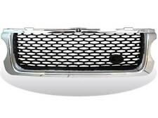 Range Rover Vogue L322 Front Bonnet Hood Grille Grill Chrome/ Black 2010-2013