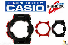 CASIO GWF-1000BS-1 G-Shock Frogman Black / Red BEZEL (BOTH) Case GWF-T1000BS-1